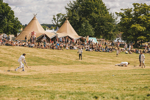 The Wilderness Festival Stage
